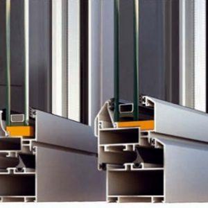 Alumil M15000 απλή σειρά
