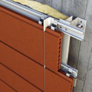 Ειδική επένδυση κτιρίου Alumil Smartia Cladding