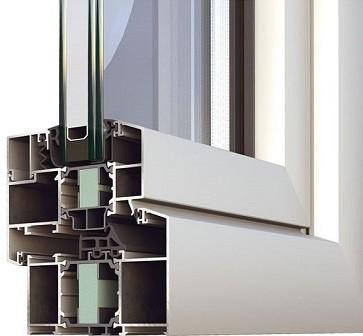 Alumil M11600 σειρά θέρμο