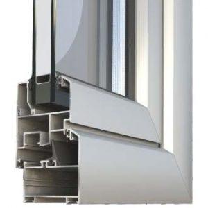 Alumil M20500 απλή σειρά