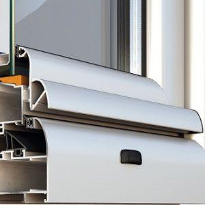 Alumil M9400 απλή σειρά