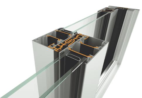 Alumil S440 σειρά θέρμο