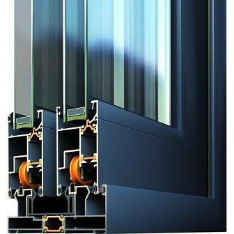 Alumil S450 σειρά θέρμο