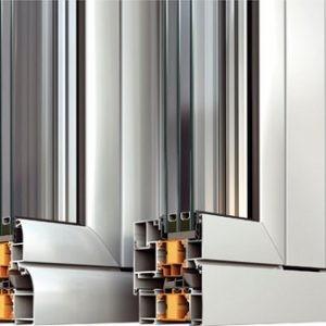 Ανοιγόμενο σύστημα Alumil Supreme S60