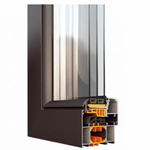 Ανοιγόμενο σύστημα Alumil Supreme S80