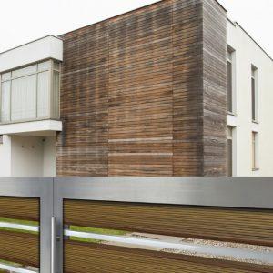 Αυλόπορτα αλουμινίου Style Doors Modern M481