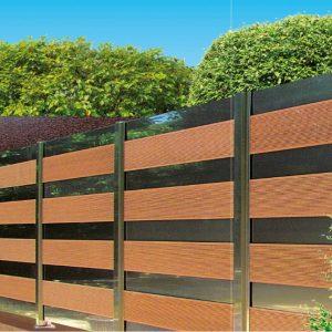 Αυλόπορτα αλουμινίου Style Doors Modern M484