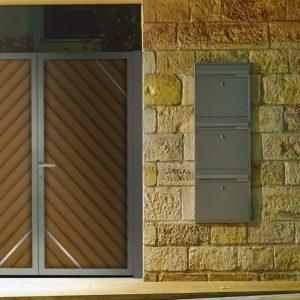 Αυλόπορτα αλουμινίου Style Doors Modern M680