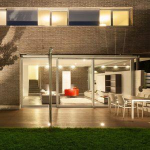 Περίφραξη αλουμινίου Style Doors Modern M4481