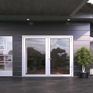 Γυάλινη πόρτα ασφαλείας Interno Smart Glass