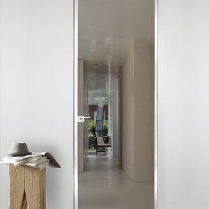 Γυάλινη εσωτερική πόρτα Golden Door Dinamika Reflex