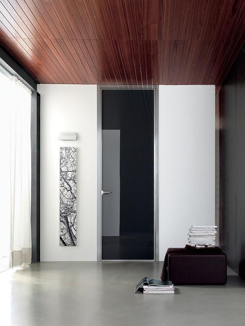 Γυάλινη εσωτερική πόρτα Golden Door ΜΙΤΙΚΑ