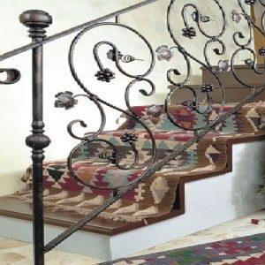 Παραδοσιακή σκάλα σιδήρου Emmetal σχέδιο 10