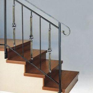 Παραδοσιακή σκάλα σιδήρου Emmetal σχέδιο 2
