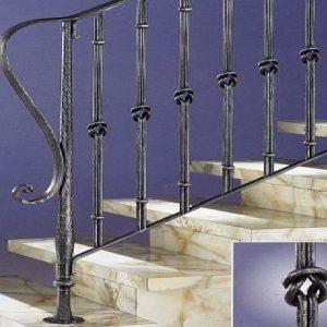Παραδοσιακή σκάλα σιδήρου Emmetal σχέδιο 3