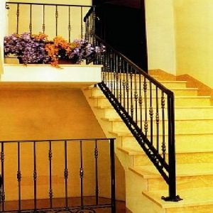 Παραδοσιακή σκάλα σιδήρου Emmetal σχέδιο 7