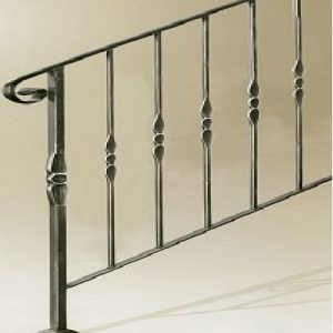 Παραδοσιακή σκάλα σιδήρου Emmetal σχέδιο 8