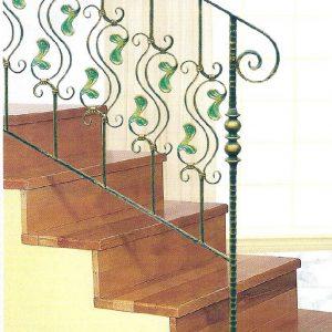 Παραδοσιακή σκάλα σιδήρου Αλμε 24145