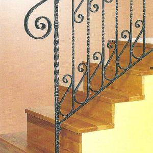 Παραδοσιακή σκάλα σιδήρου Αλμε 24229