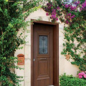 Πόρτα ασφαλείας Golden Door σχέδιο 100