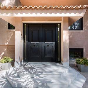 Πόρτα ασφαλείας Golden Door διπλή