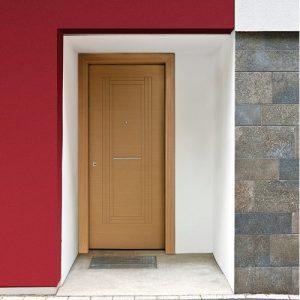 Πόρτα ασφαλείας Golden Door Παντογραφικό σχέδιο A16