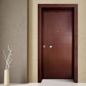 Πόρτα ασφαλείας Golden Door παντογραφικό σχέδιο A17
