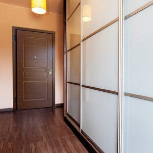 Πόρτα ασφαλείας Golden Door με σχέδιο διπλό παντογραφικό A7