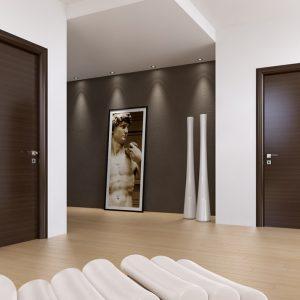 Εσωτερική πόρτα Interno Classic ξύλινη