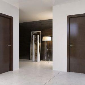 Ξύλινη εσωτερική πόρτα Interno Futura σε ποικιλία αποχρώσεων