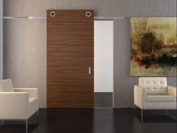 Ξύλινη εσωτερική πόρτα Interno Slide