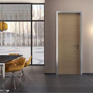Ξύλινη εσωτερική πόρτα Interno Linear